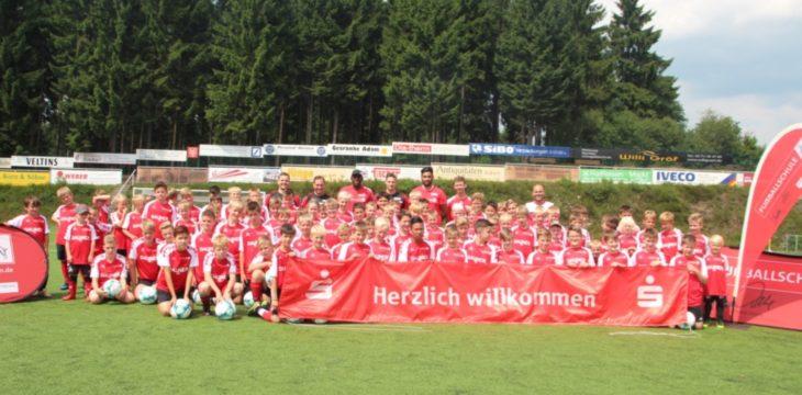 Fotos vom Fußballcamp 2017 online