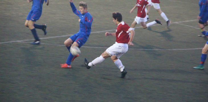 B-Jugend zieht ins Halbfinale