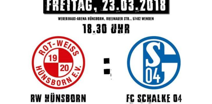 A-Jugend gegen FC Schalke 04