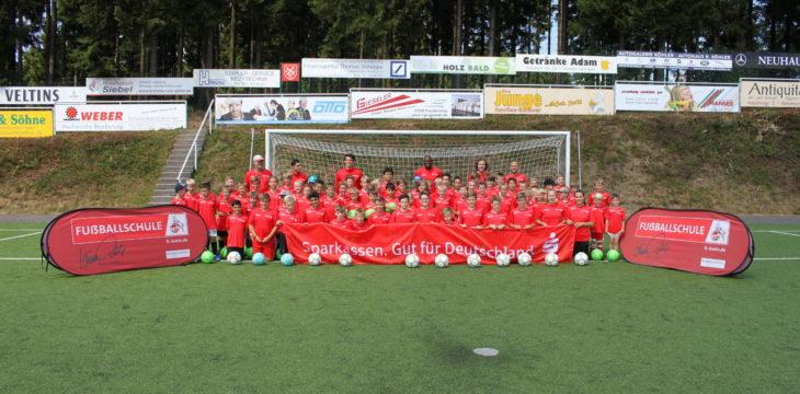 Fussballcamp des SV Rothemühle