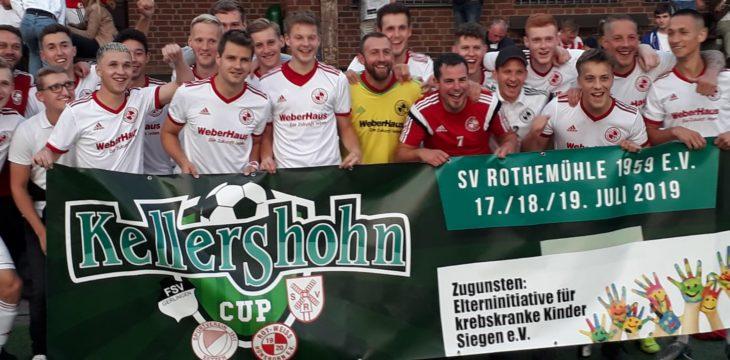 Hünsborn gewinnt Kellershohn-Cup