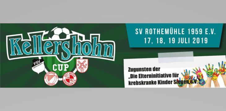 Der SV Rothemühle lädt als Gastgeber zum Kellershohn-Cup 2019 ein