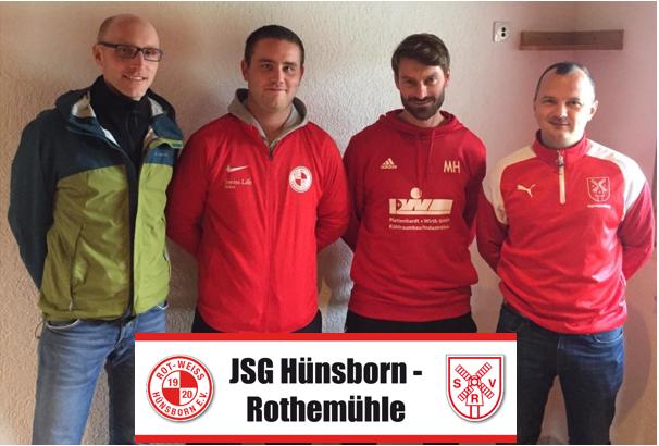 Manuel Hesse neuer A-Jugend-Trainer der JSG Hünsborn /Rothemühle!