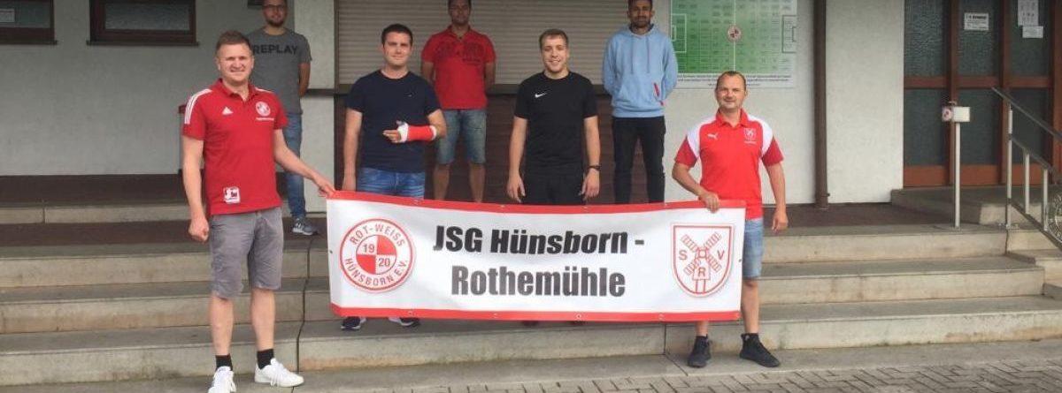 JSG Hünsborn/Rothemühle startet in die neue Saison