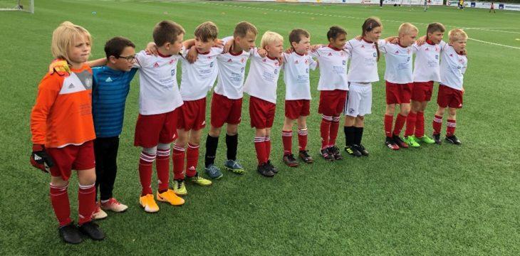 F3- Jugend bleibt in der Erfolgsspur gegen Wenden/Altenhof F2
