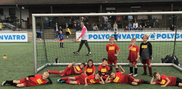 Neues F-Jugend-Team!