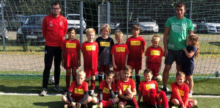 F-Jugend-Kicker spielen ein erfolgreiches Turnier in Halberbracht