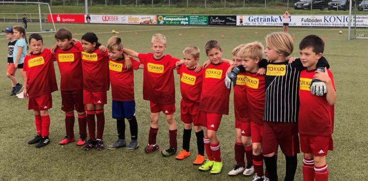 F3-Jugend gewinnt auswärts am Olper Kreuzberg