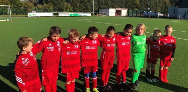 F3-Jugend ist erfolgreich in Lütringhausen